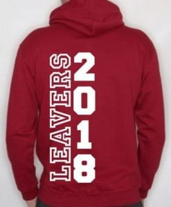 Leavers 8