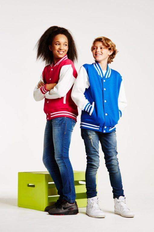 Leavers Kids Varsity Jacket