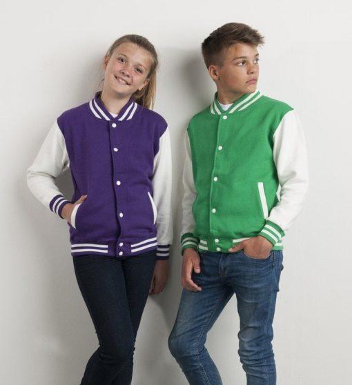 Leavers Varsity Jacket