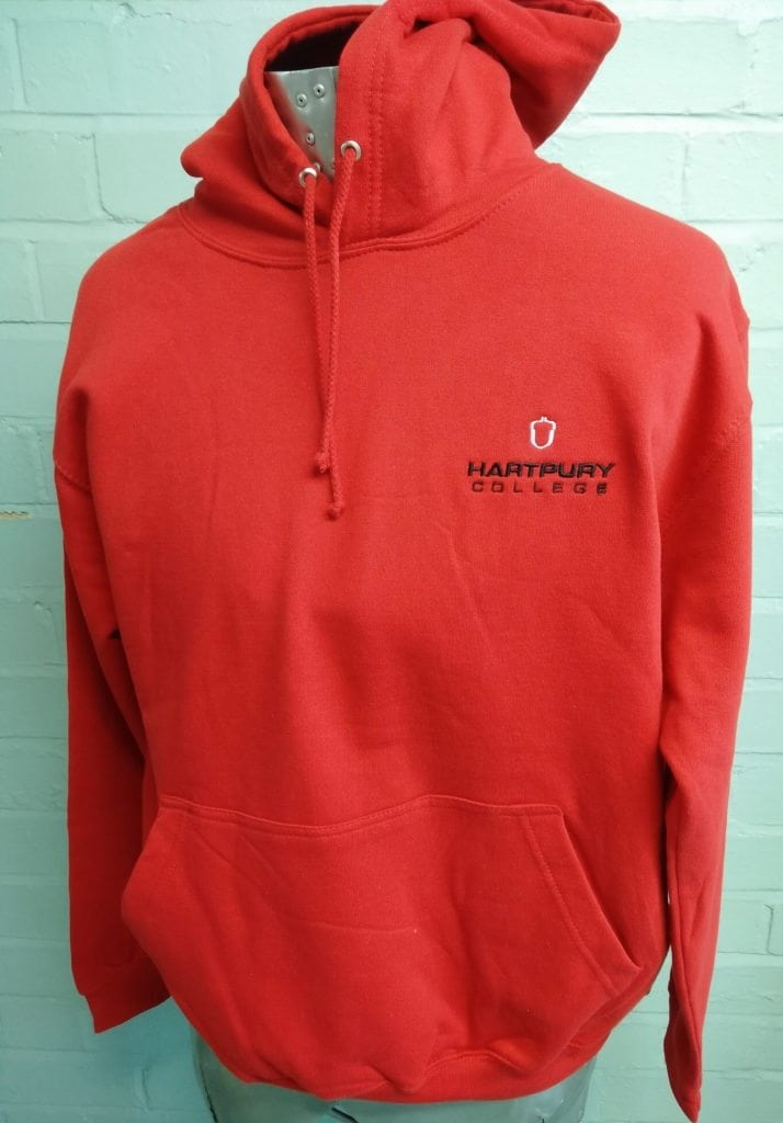 Red Class of 2016 Leavers Hoodies