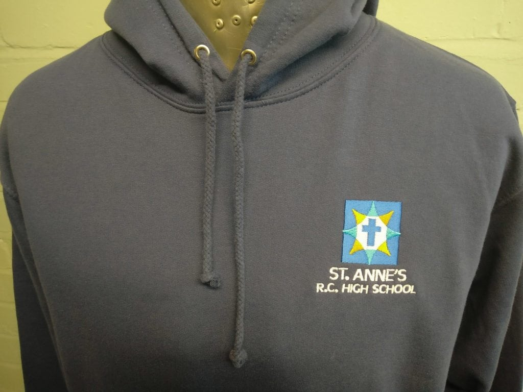 Blue 2016 Leavers Hoodies