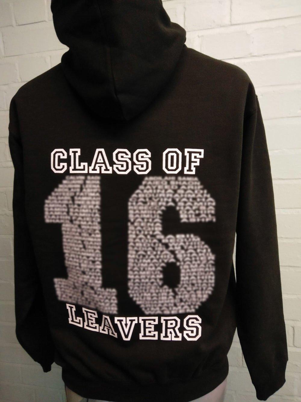 Bigland Green Primary Class of 16 Leavers Hoodies