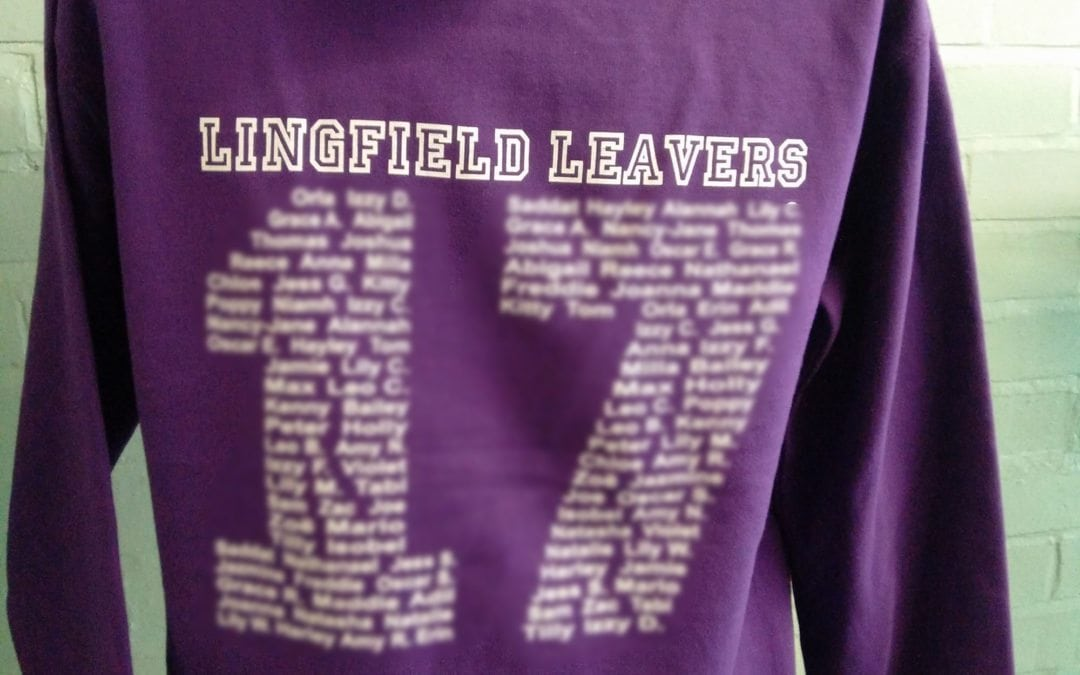 Lingfield Leavers 2017 Zippy Hoodies