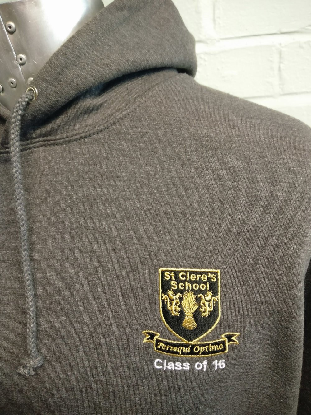 St Claires 16 Leavers Hoodies
