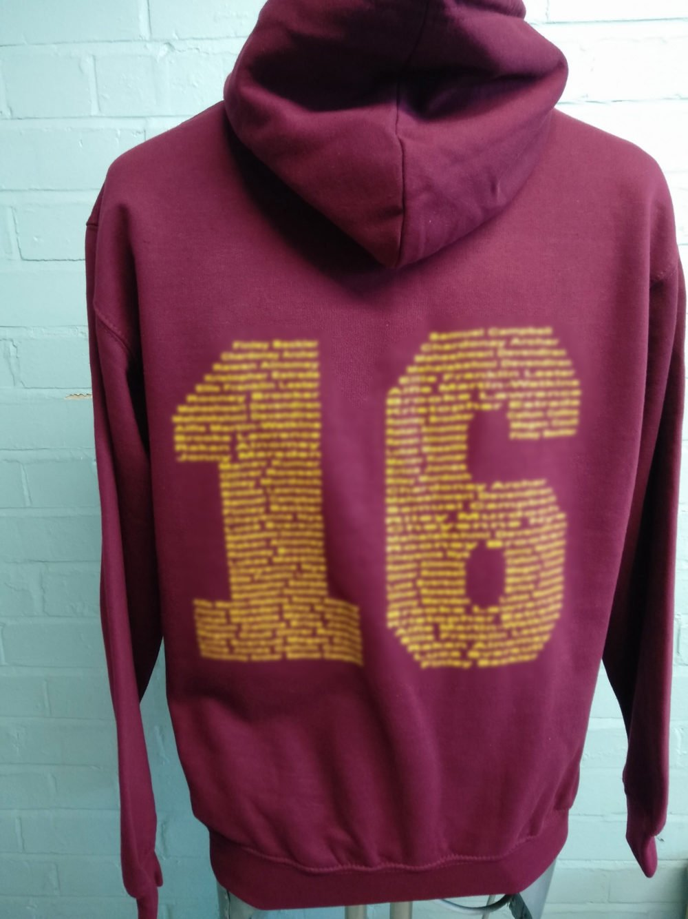 St Marks Class of 16 Leavers Hoodies