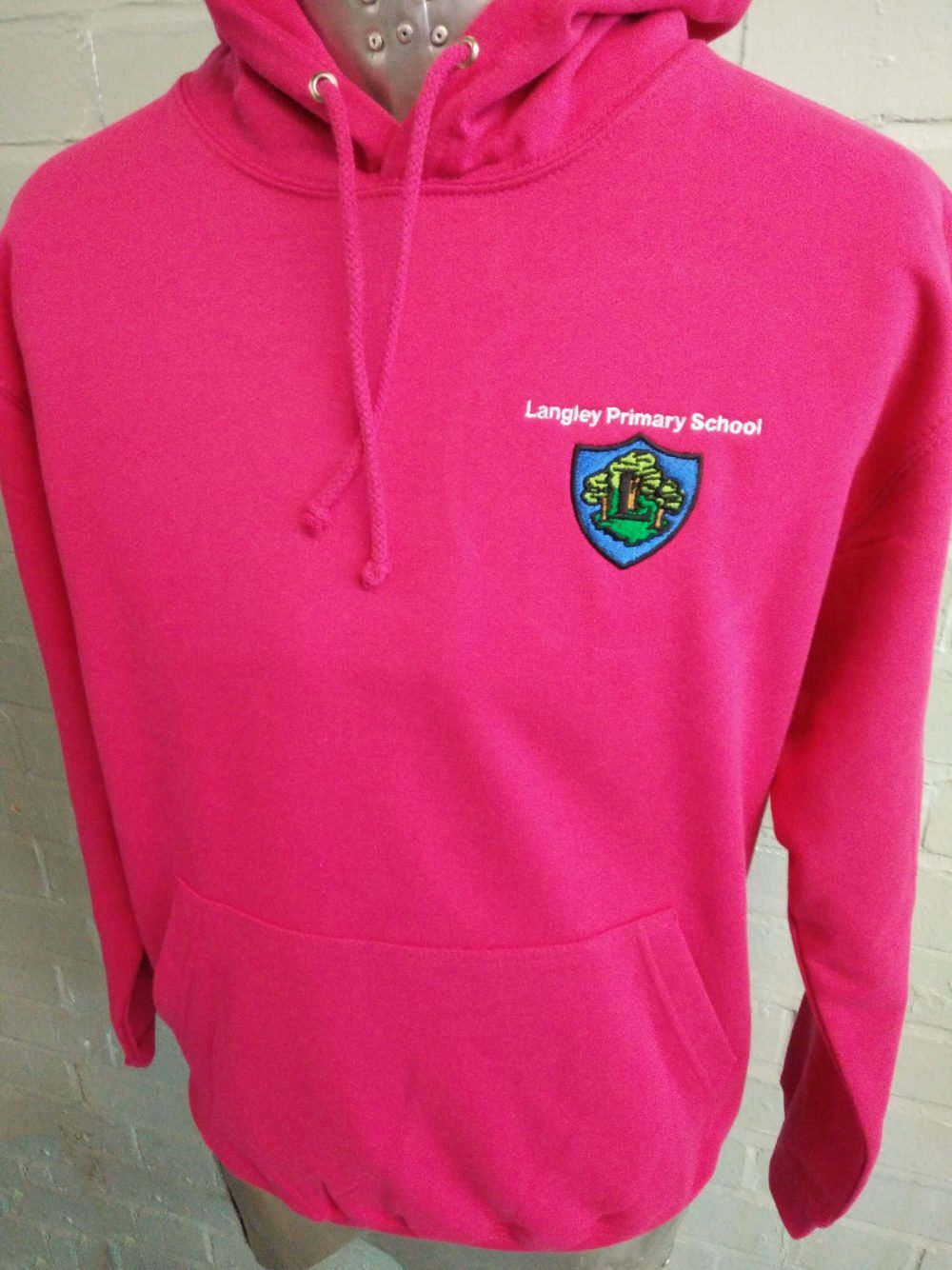 Langley Primary Leavers Hoodies 2017