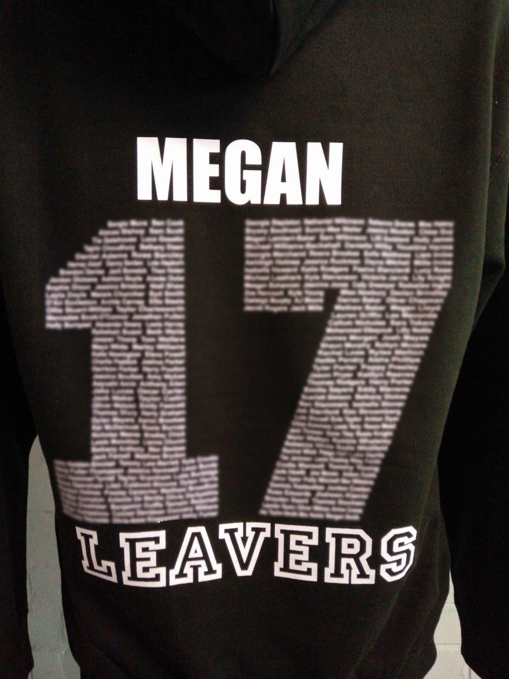 Longhill 2017 Leavers Hoodies