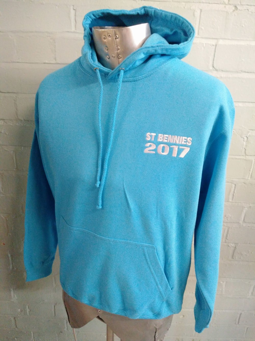 St Bennies Class of 2017 Blue Hoodies