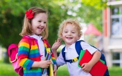 The future of primary school uniforms