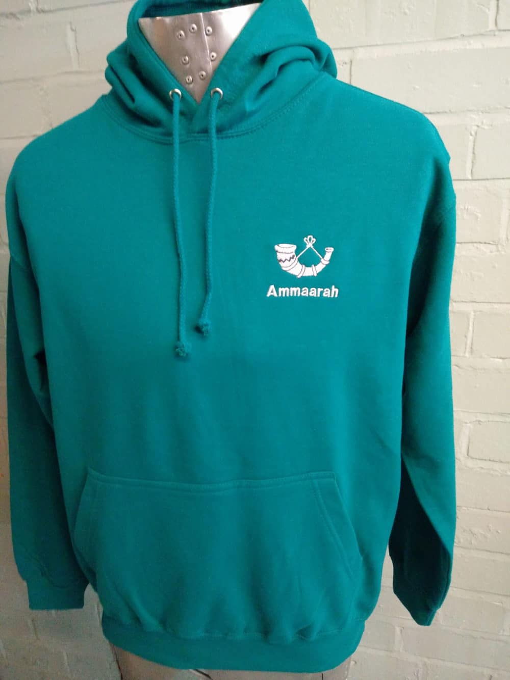 Turquoise Leavers Hoodies 2017