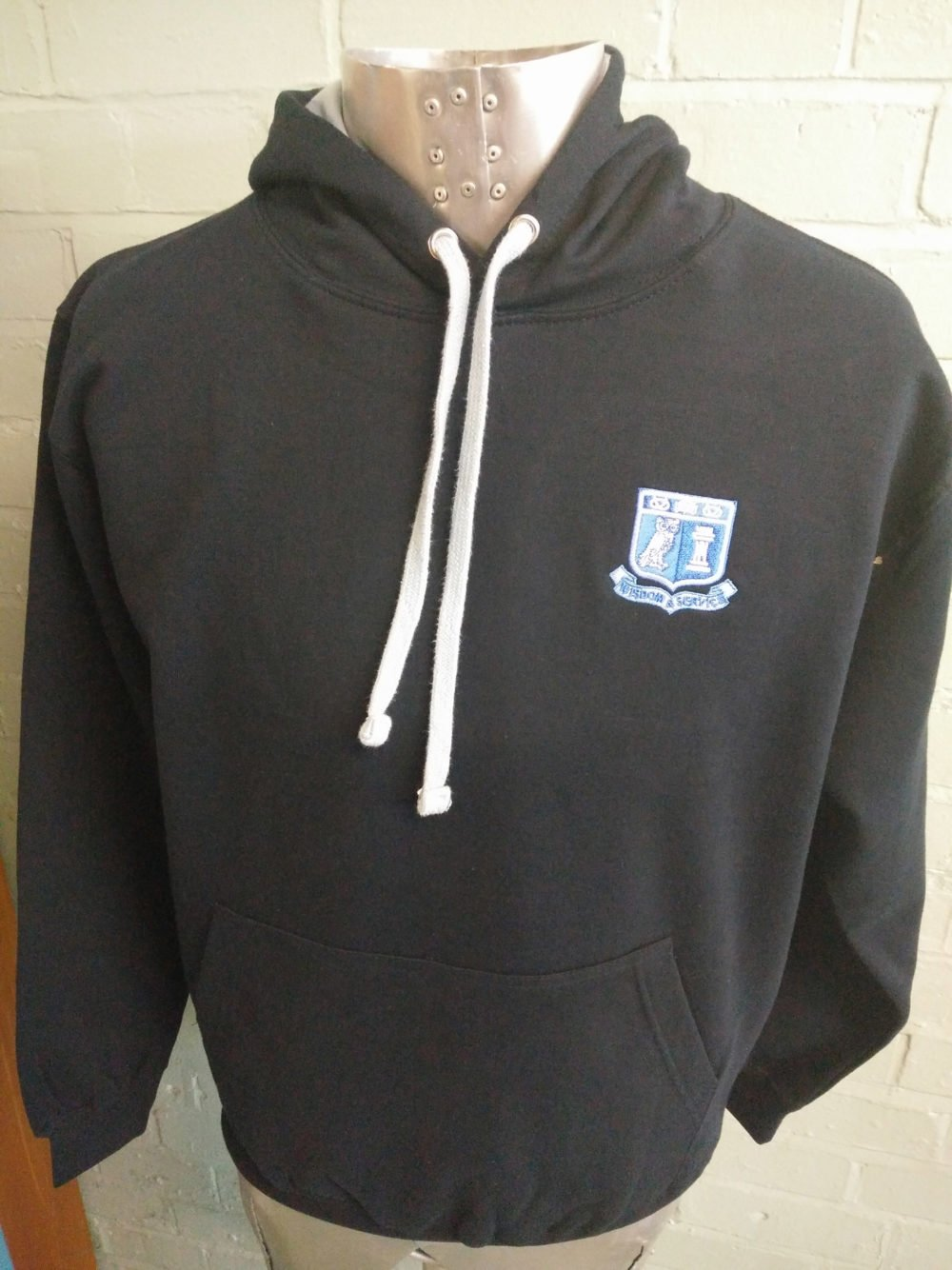 Dark Navy Class of 2017 Leavers Hoodies