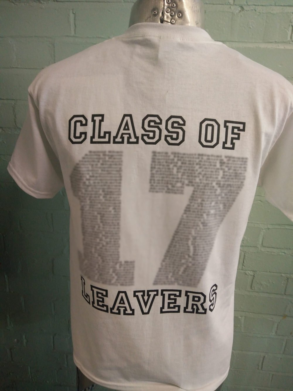 St Stephen's School Leavers T-Shirts 2017