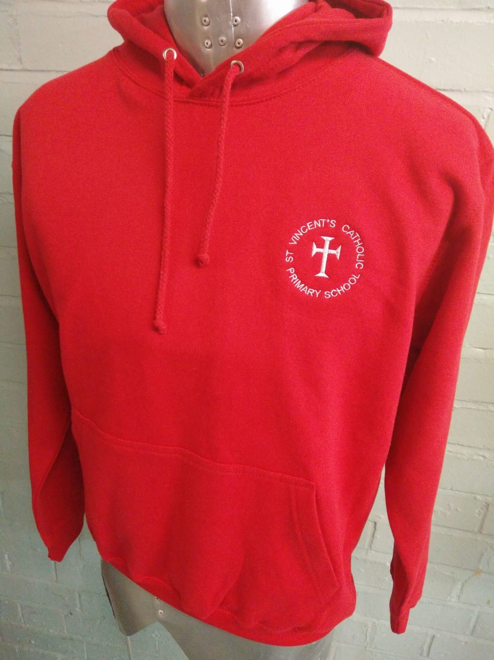 St Vincents School Leavers Hoodies 2017