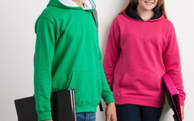 When is the best time to order Year 6 leavers hoodies?