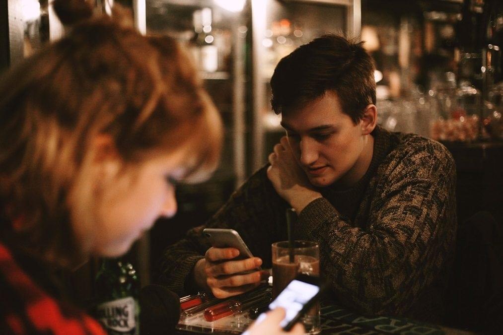 teenagers buying online leavers hoodies