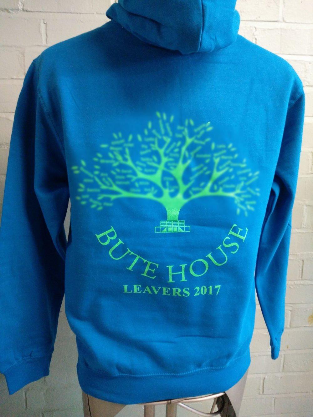 Bute House Leavers Hoodies 2017