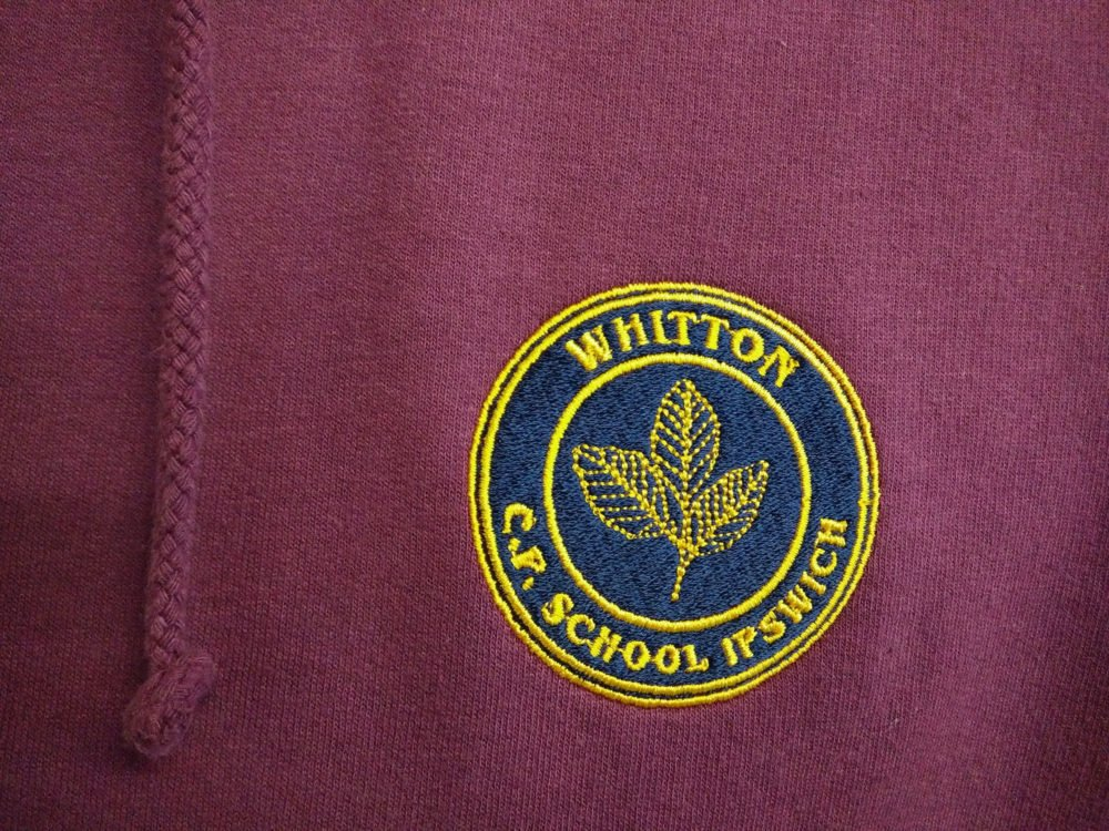 Whitton CP School Leavers Hoodies 2017