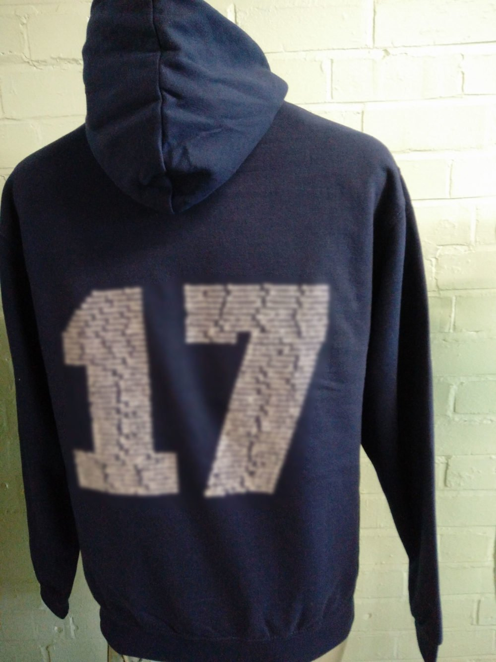 Copner PS Navy Custom Leavers Hoodies 2017