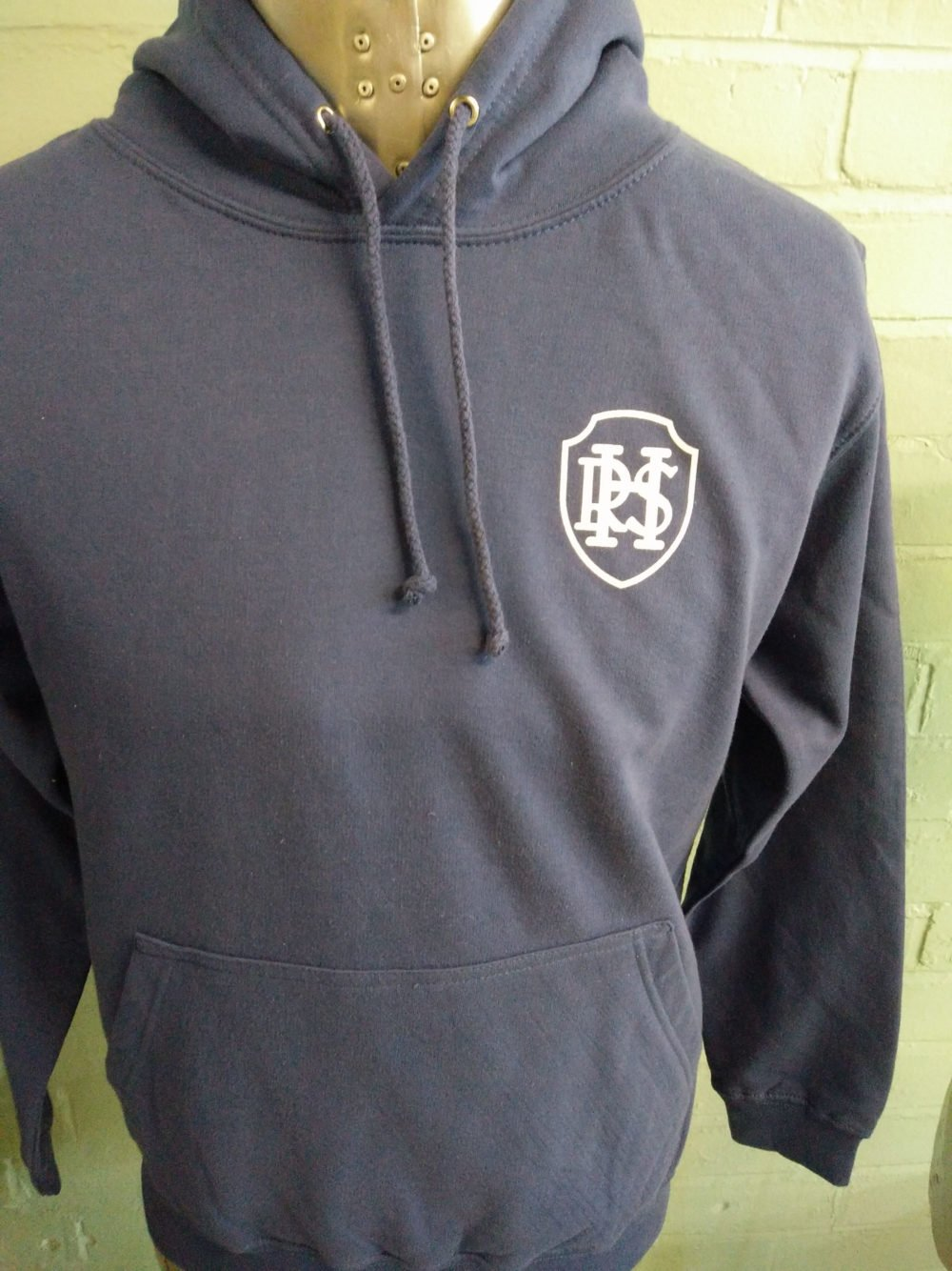 HRS Blue Custom Leavers Hoodies 2017