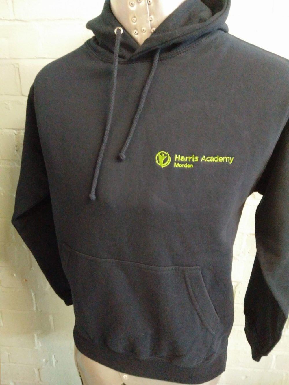 Harris Academy Dark Navy Leavers Hoodies 2017