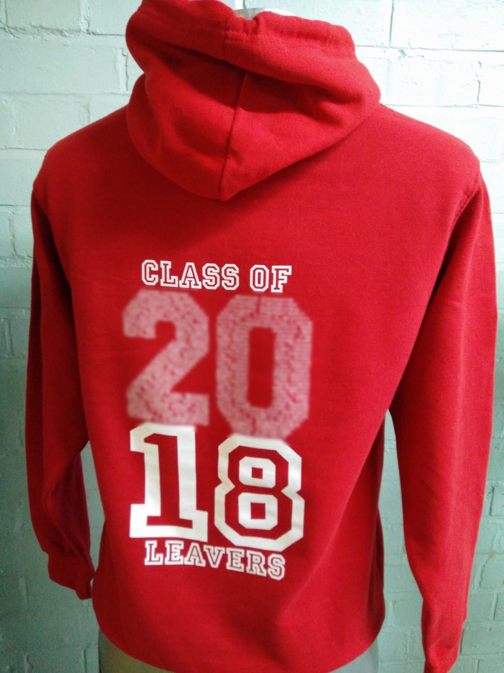 Bestwood Village Primary Leavers Hoodies