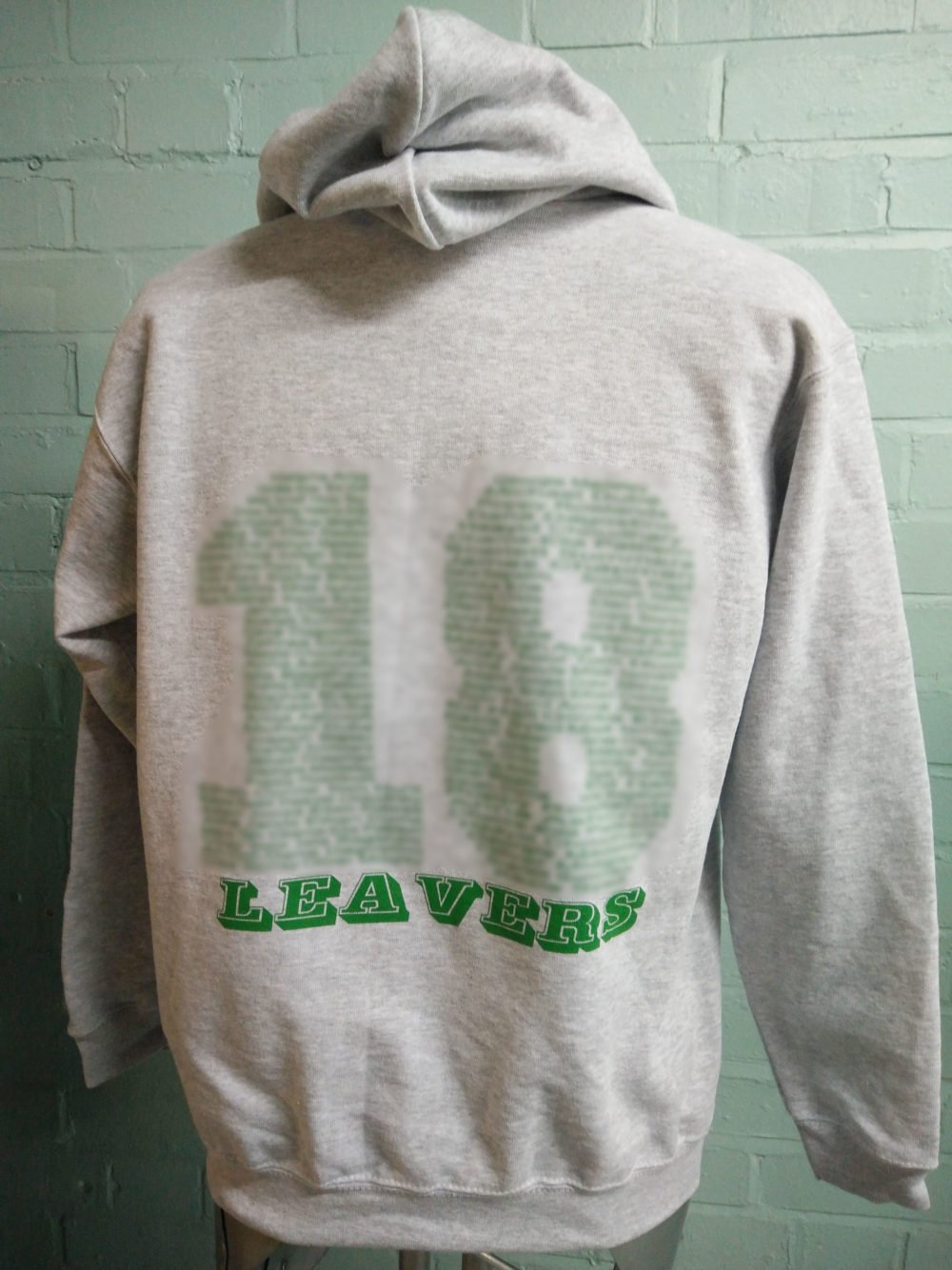 Richmond House Leavers Hoodies 2018