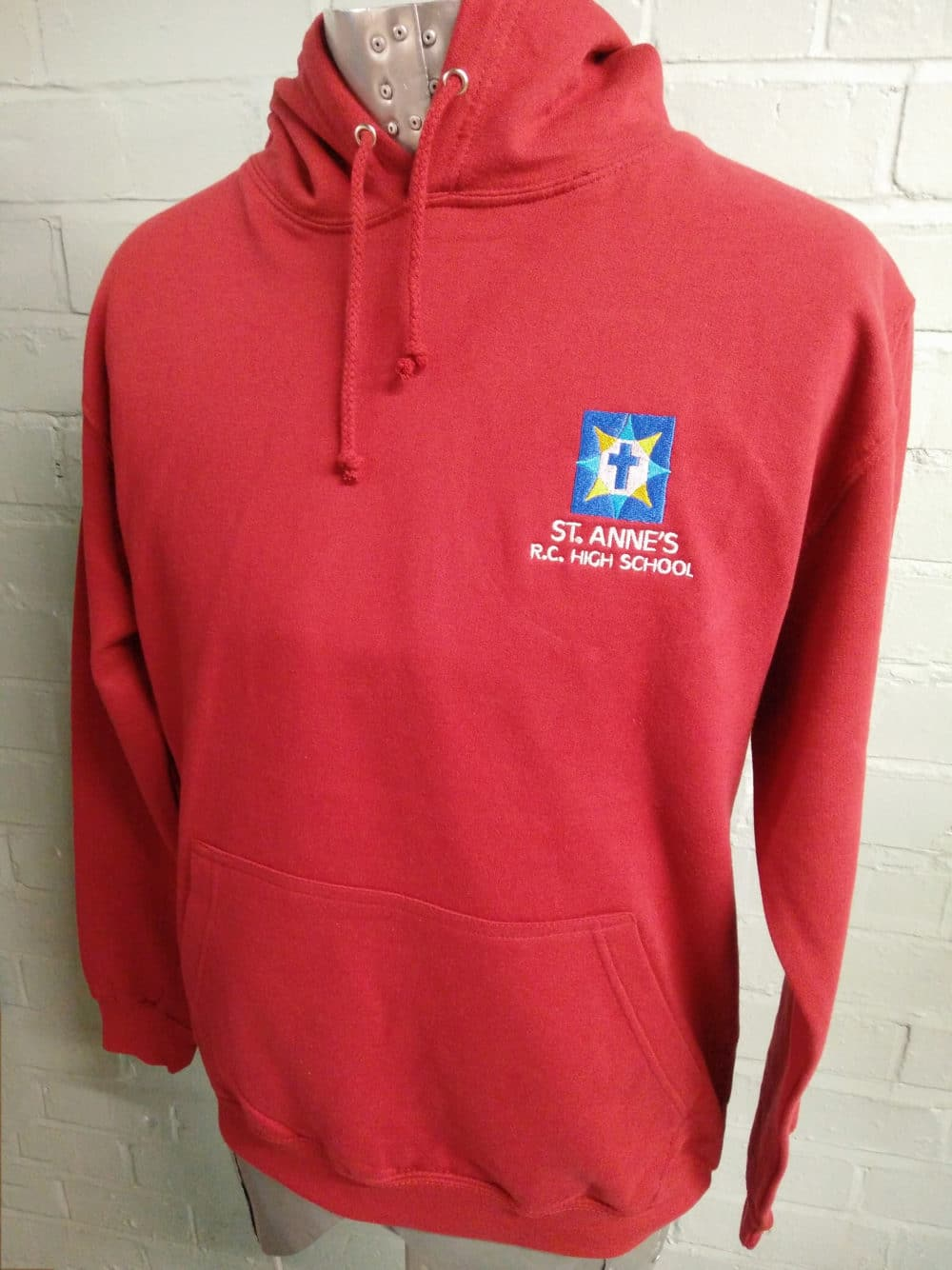 St Annes Red Leavers Hoodies 2018