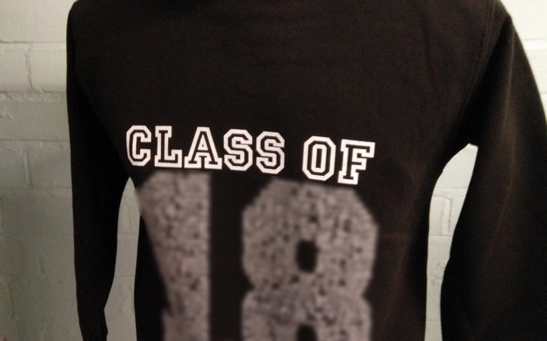 GBA Leavers Hoodies Class of 2018
