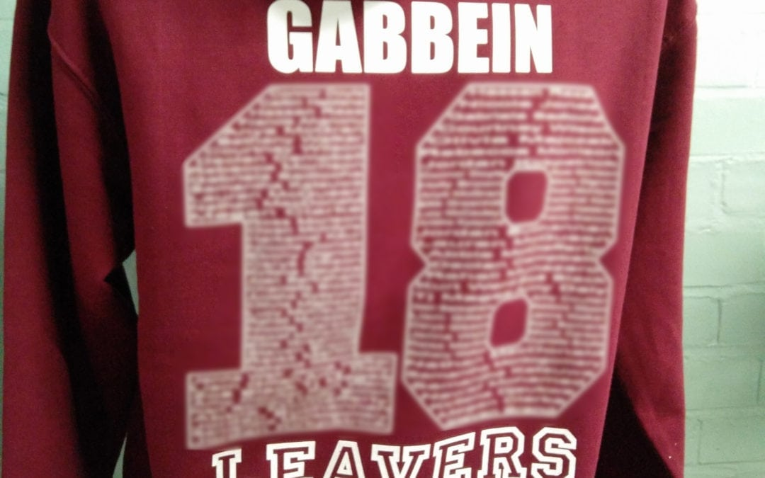 Springburn Burgundy Leavers Hoodies