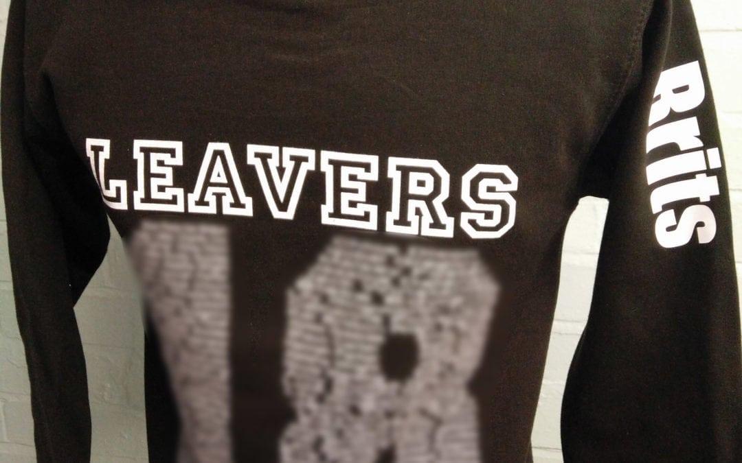 Gregson Lane Black Leavers Hoodies Class of 2018 1