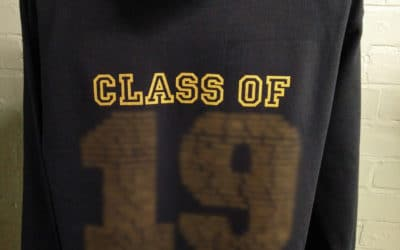 Class of 2019 Duke of York School Leavers Hoodies