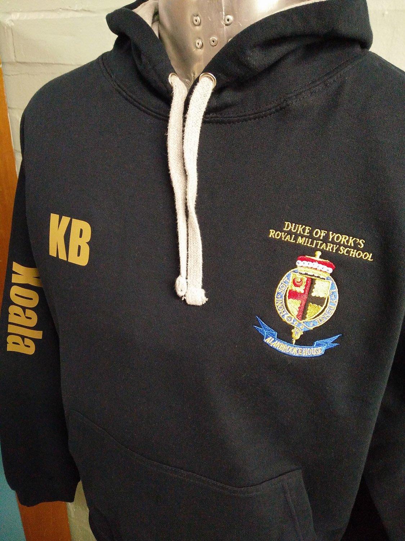 Class of 2019 Duke of York School Leavers Hoodies