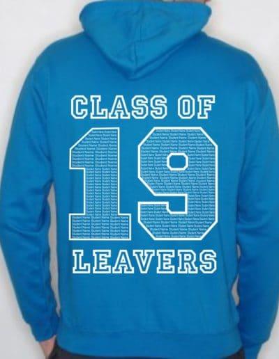 Leavers 9