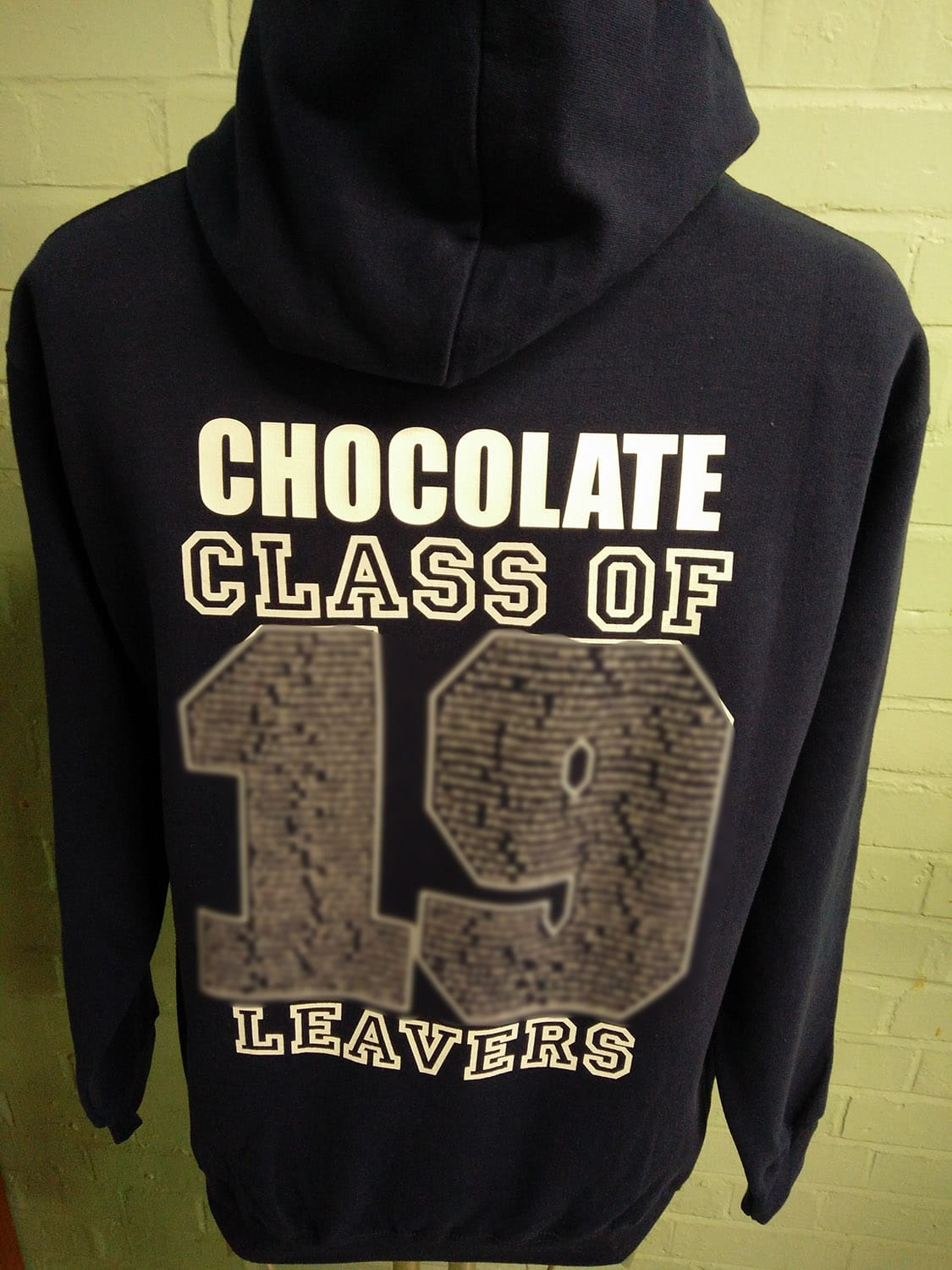 Windmill Primary Class of 2019 Leavers Hoodies Navy