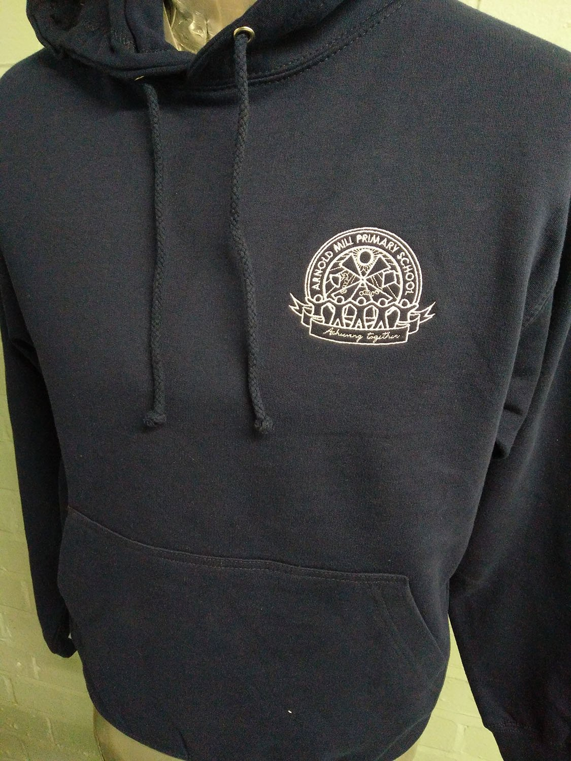 Arnold Mill PS 2019 Leavers Hoodies Navy