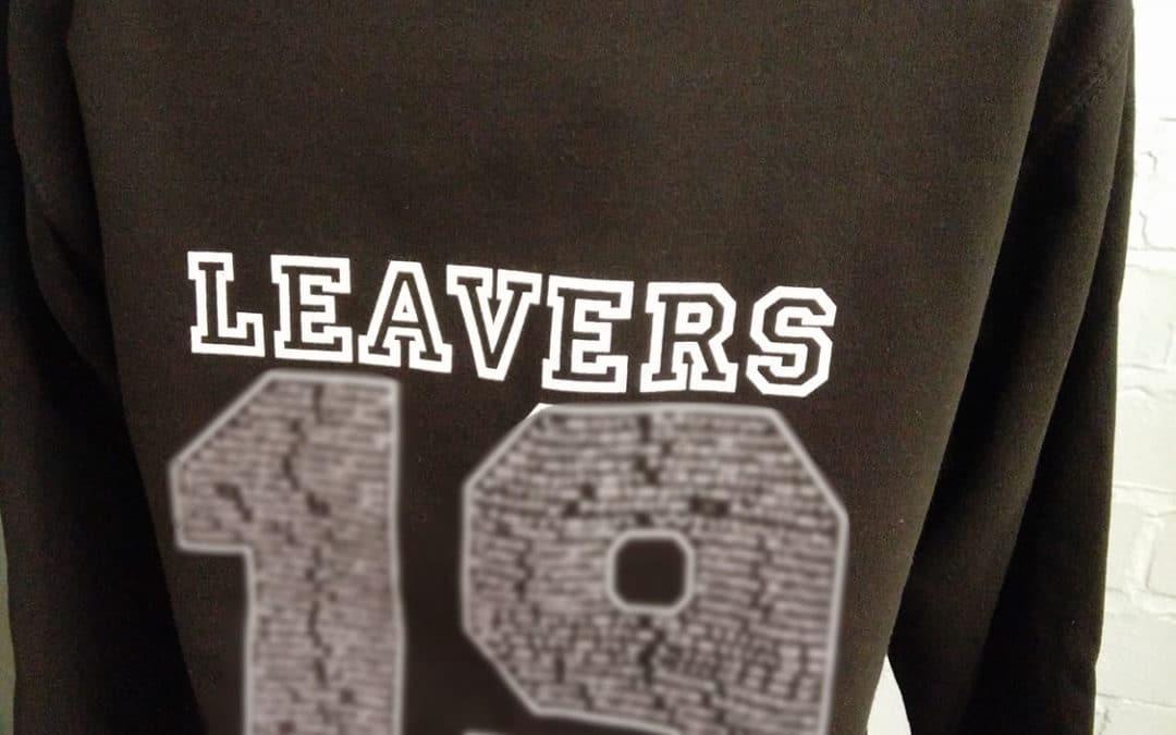 Handale Primary School Leavers Hoodies 2019 in Black