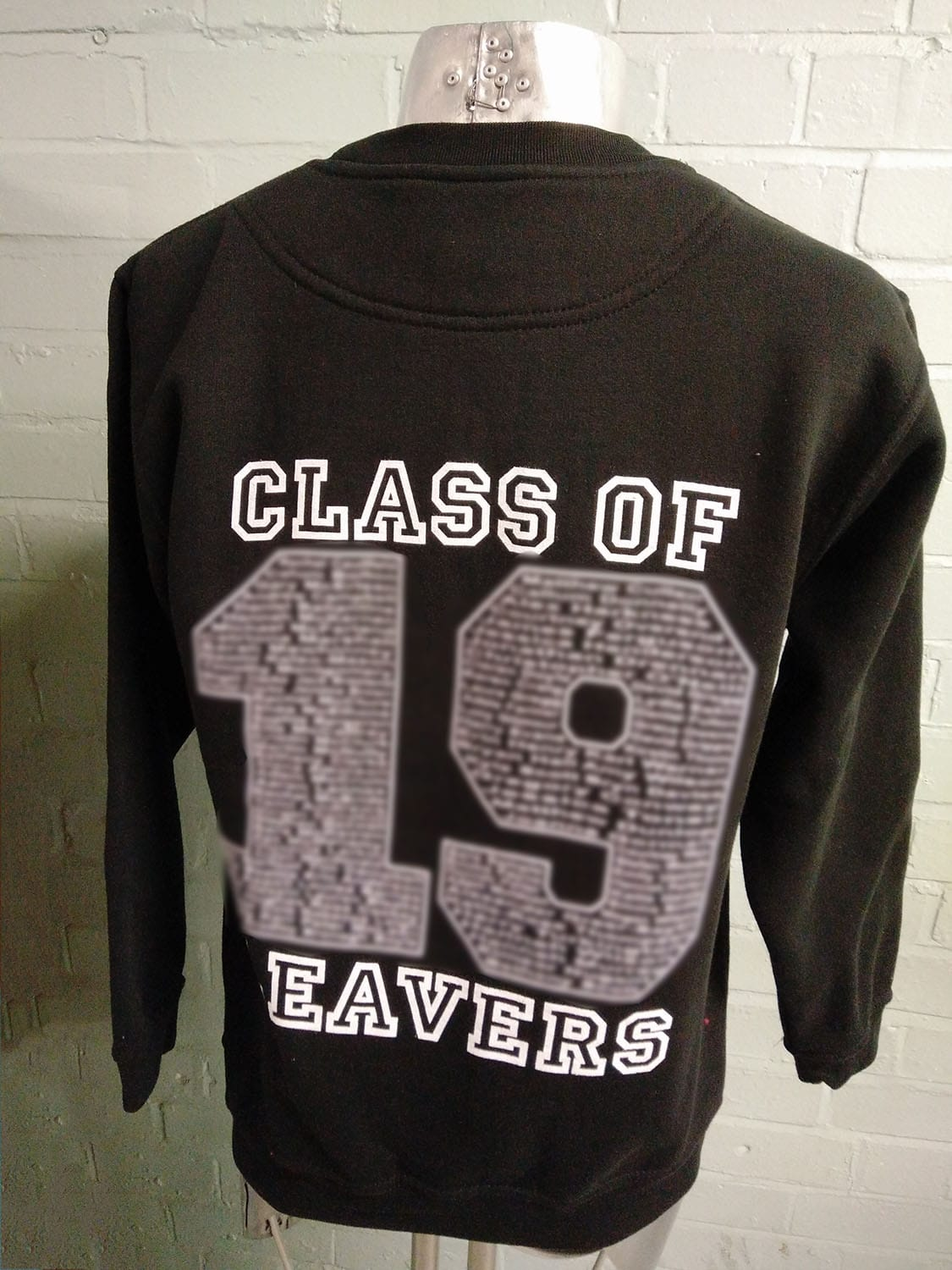 Rainey Leavers Sweatshirts Class of 2019