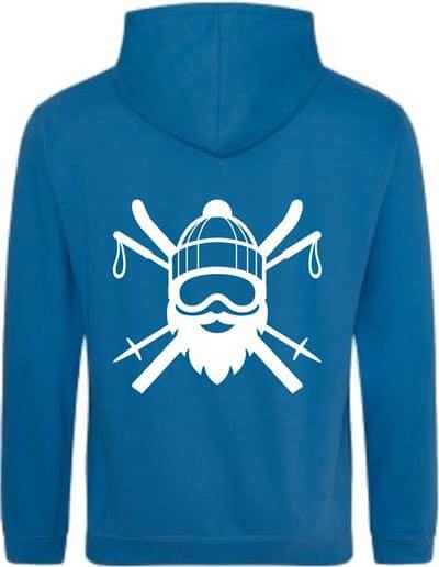 Ski Hoodie Design 9