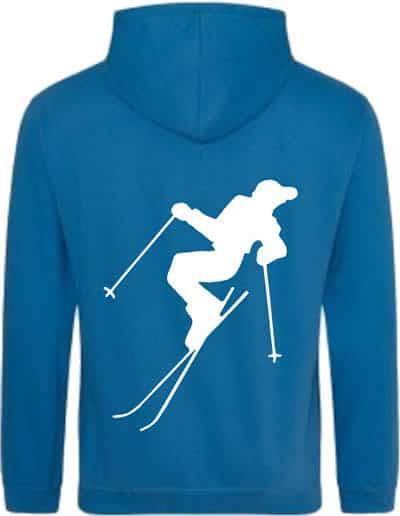 Ski Hoodie Design 2