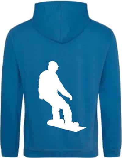 Ski Hoodie Design 5