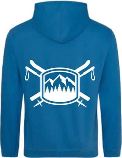 Ski Hoodie Design 6
