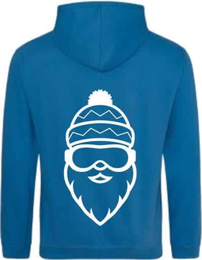 Ski Hoodie Design 7