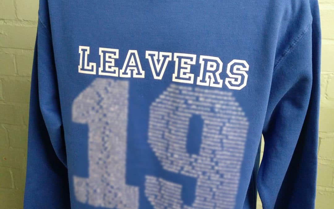Meridian CPS Blue Leavers Hoodies for Class of 2019