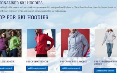Why Ski Hoodies?