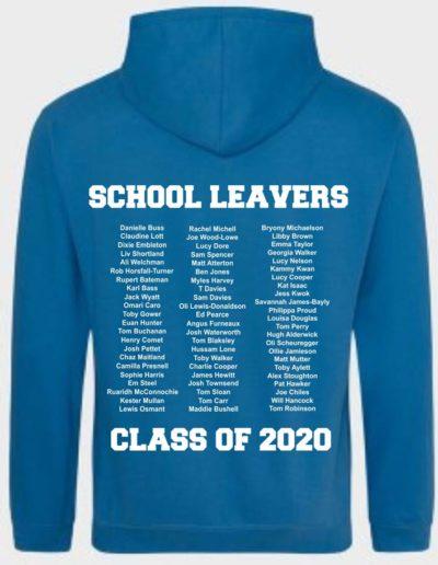 Leavers Hoodies Name Designs 3
