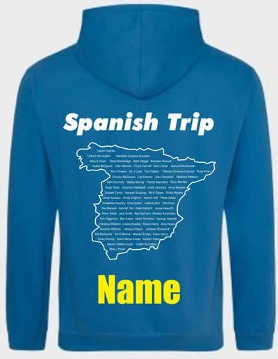 School Trip Name Design 1