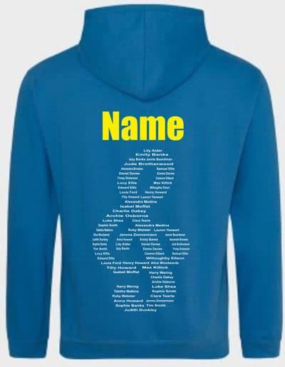 School Trip Name Design 2