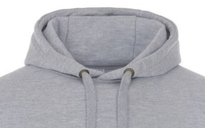 Hoods on hoodies