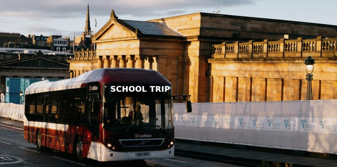 School trip hoodies for the summer term post Covid lockdown